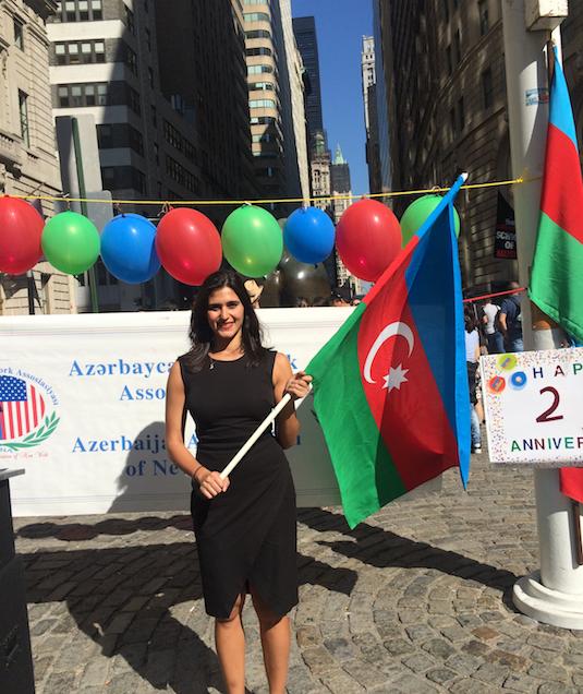 Azerbaijan Celebrates 25th Anniversary of Independence