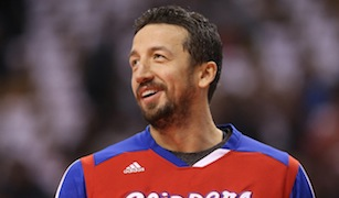 Clippers Might Bring Hedo Turkoglu Back