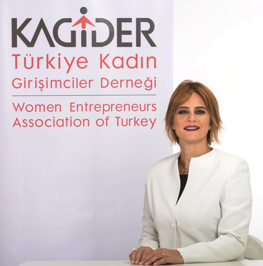 KAGIDER's Clear Goal: Until 2025, 50.000 Women Will Become Entrepreneurs
