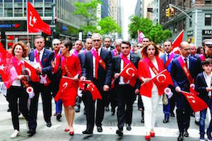 Turkish Day Parade in New York