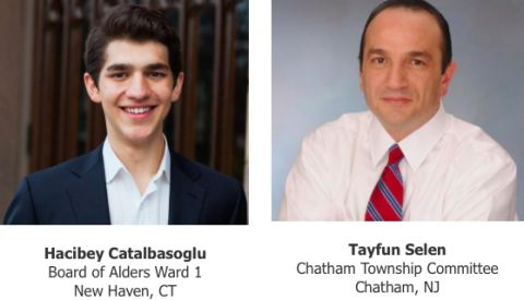 Two Turkish Americans Elected to Public Office in 2017