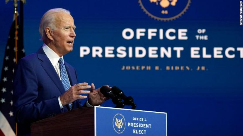 Biden's A Team and Covid-19 Challenge