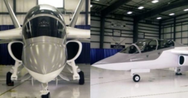 Freedom Trainer prototype. Photo source: Aviation Weekly