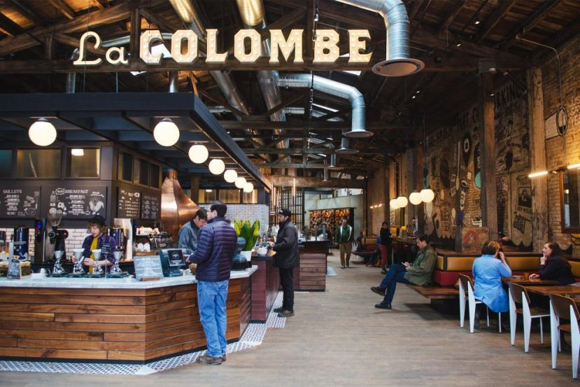 Hamdi Ulakaya Backed La Colombe considers selling a stake in the Philly-based coffee company