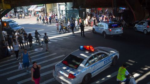 Overall Crime in New York City Reaches Record Low in 2020