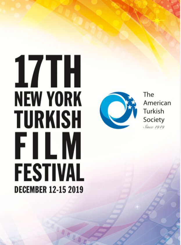 The New York Turkish Film Festival on December 12-15, 2019 at the SVA Theatre in New York