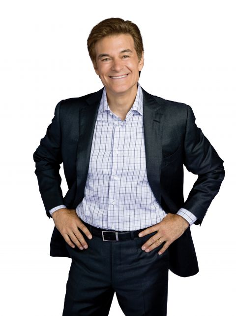 Dr. Oz Says Medical Marijuana Could be Key in Ending Opioid Crisis