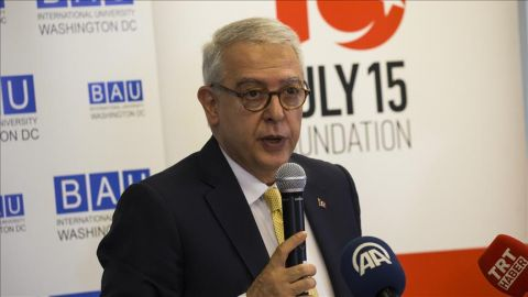 Turkish Ambassador Highlights How July 15 Coup Stands Out In 'Unfortunate History'