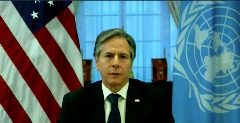 Secretary of State Blinken: Open the borders