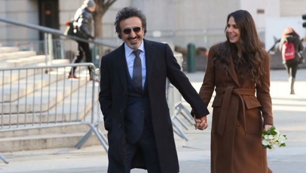 US-based Turkish Yogurt Tycoon Married in New York