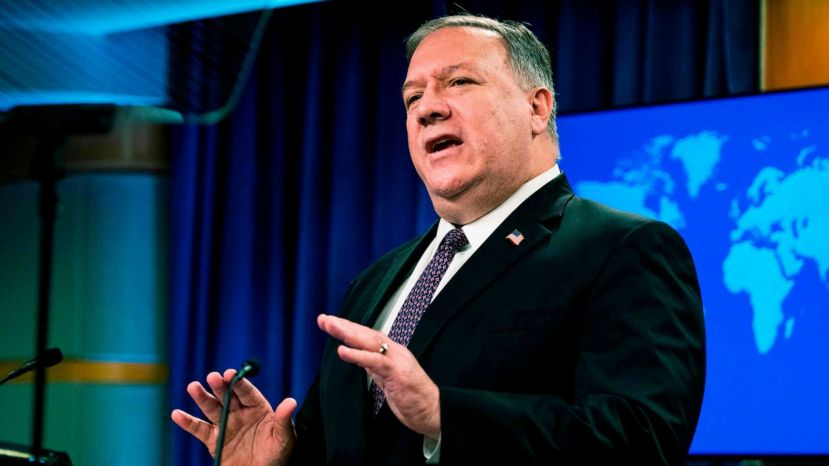 Secretary Pompeo: It's clear that the 5G tide has turned.""