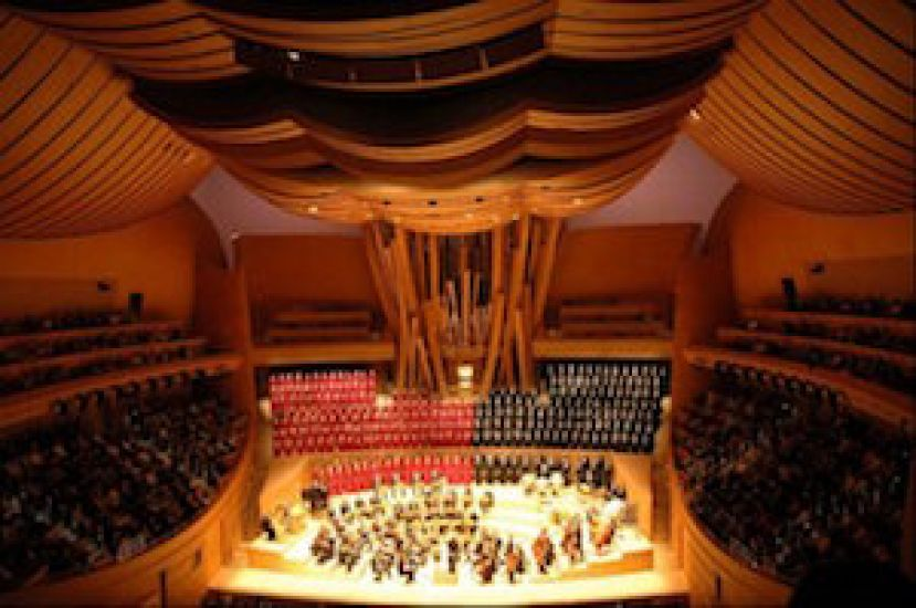 Turkey is Celebrated at Benefit Hosted by LA Phil International Committee