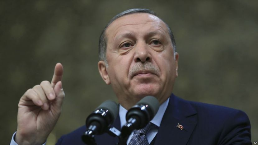 (1/3)Turkey's President Recep Tayyip Erdogan has been critical of the U.S. and Western allies over several recent disputes.
