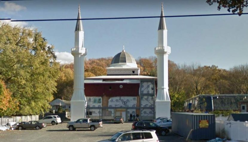 Fire at New Haven Mosque Was Intentionally Set, Fire Chief Says
