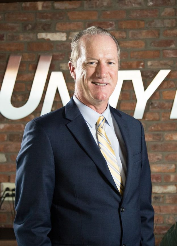 James Hughes, Unity Bank President and CEO