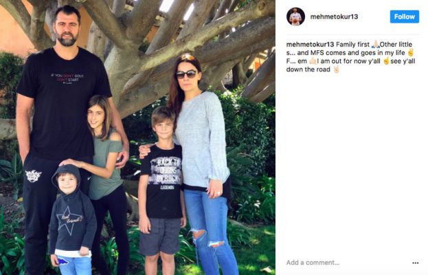 Suns' Assistant Coach Mehmet Okur Got Fired and Left A Legendary Instagram Post