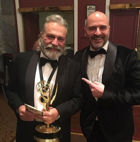 Turkish Actor Haluk Bilginer Wins Emmy