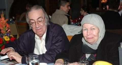 Yousra Osmanoğlu, and his husband Prince Dündar Al-i Osman Efendi.