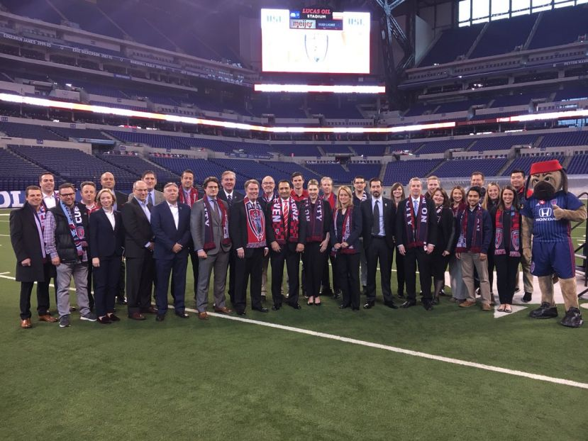 Indy Eleven Reaches Agreement to Play Games at Lucas Oil Stadium