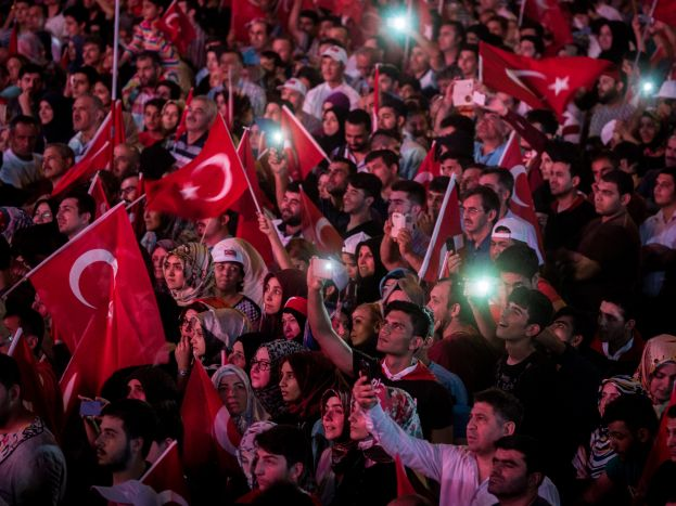 An Hour-by-hour Look at How Turkey's Attempted Coup Unfolded One Year Ago
