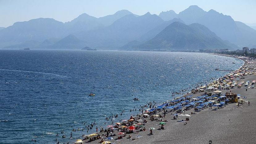 Year-on-year Rise in Visitors to Turkey
