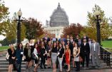 2015 TCA Youth Congress delegates at the U.S. Capitol