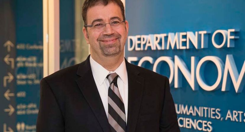 Daren Acemoglu, Professor of Economics at MIT