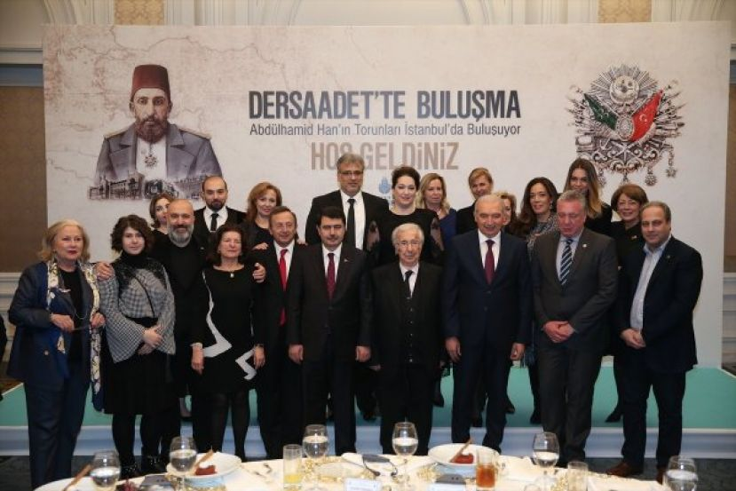 Descendants Gather in Istanbul to Remember Sultan Abdulhamid