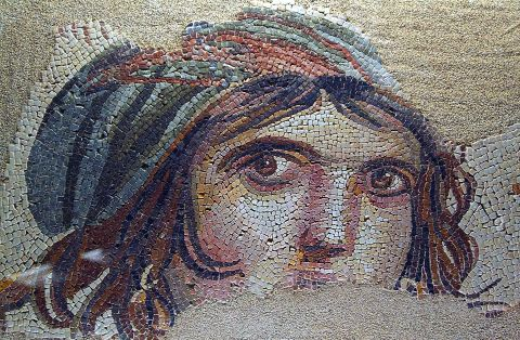 "Ancient Artifacts Belonging to Famous ""Gypsy Girl"" Mosaic to Be Returned to Turkey from Bowling Green State University"