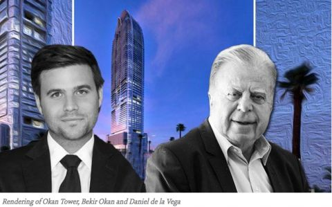 Okan Holding Unveils Plans for $300M Tower in Downtown Miami