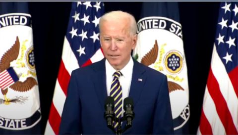President Biden's Foreign Policy Remarks at State Department