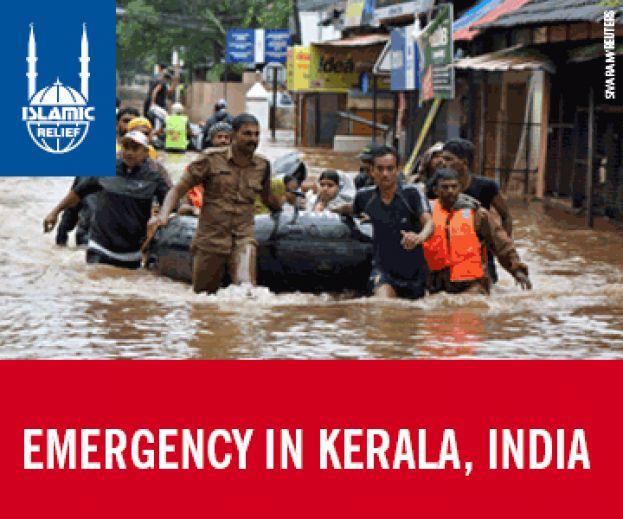 Devastating Monsoon Flood Emergency in Kerala