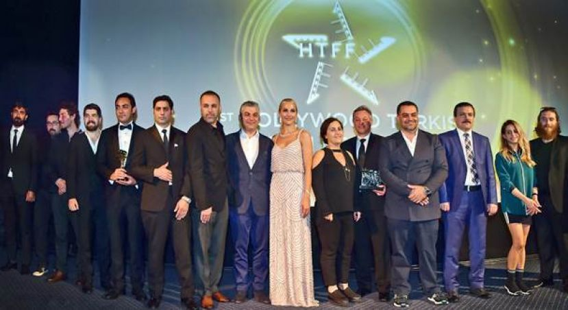 Inaugural Hollywood Turkish Film Festival Held on October 20