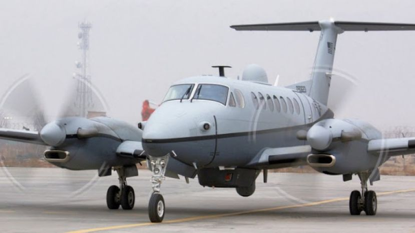 US Approves King Air 350 ISR Aircraft for Kuwait