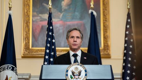 Secretary of State Blinken on the Biden administration's foreign policy priorities