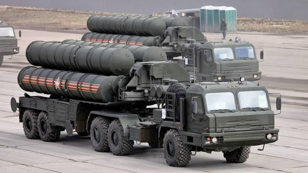 It's Official, Turkey Is Getting Russia's S-400 Air Defense System