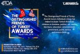 TURKOFAMERICA & TOA Consulting Group Reward Friends of Turkey