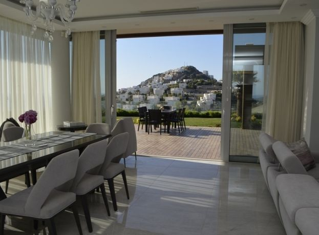 View from a villa near Bodrum Courtesy of Spot Blue