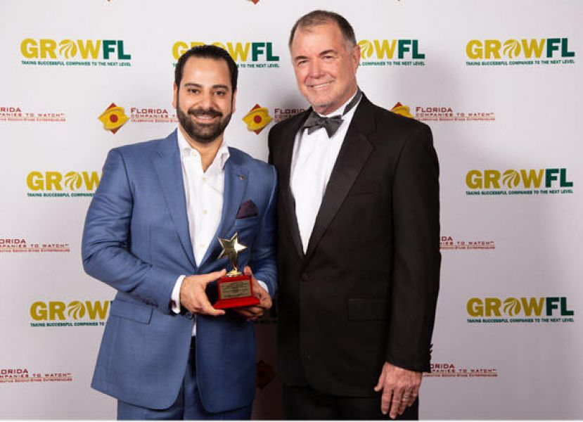 Turkish-American Owned Benseron Selected One of 50 Florida Companies to Watch