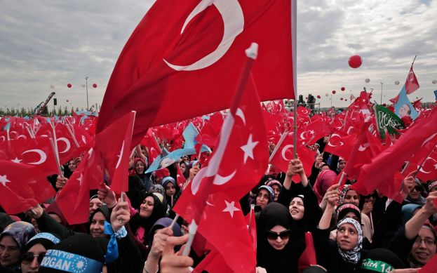 Turks View U.S. As Number One Threat: Survey