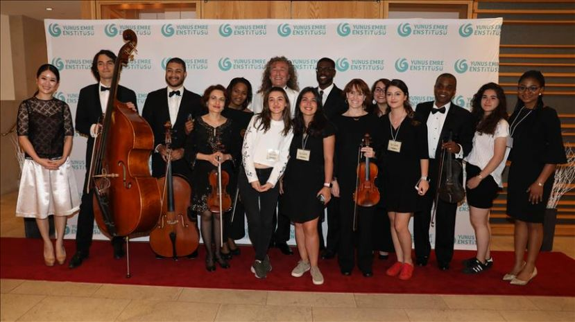 Ottoman Symphony 'Sultan Composers' Held in US Capital