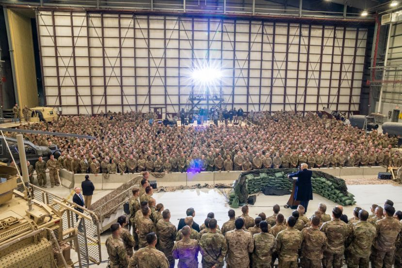 President Trump's Surprise Visit to Afghanistan