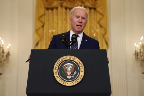 Major Pressure on Russia During the Biden Era