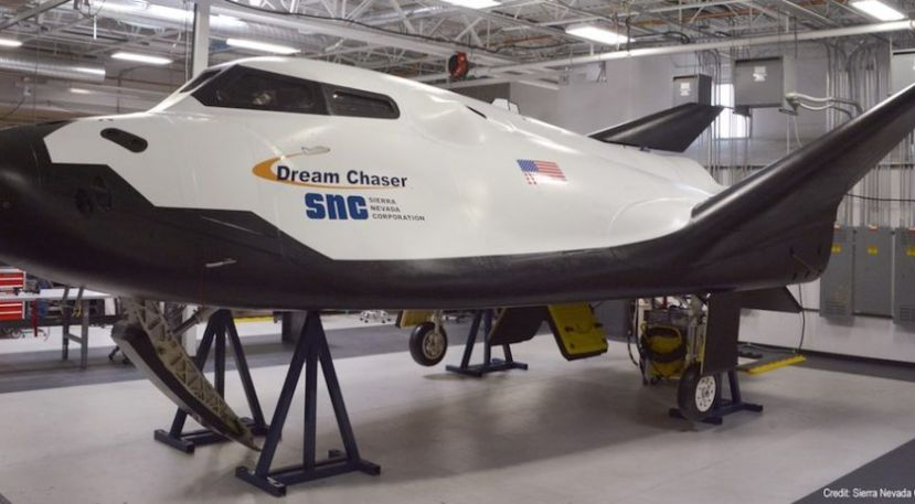 United Launch Alliance Signs Contract with Sierra Nevada Corporation to Launch Dream Chaser® Spacecraft to Deliver Cargo to International Space Station