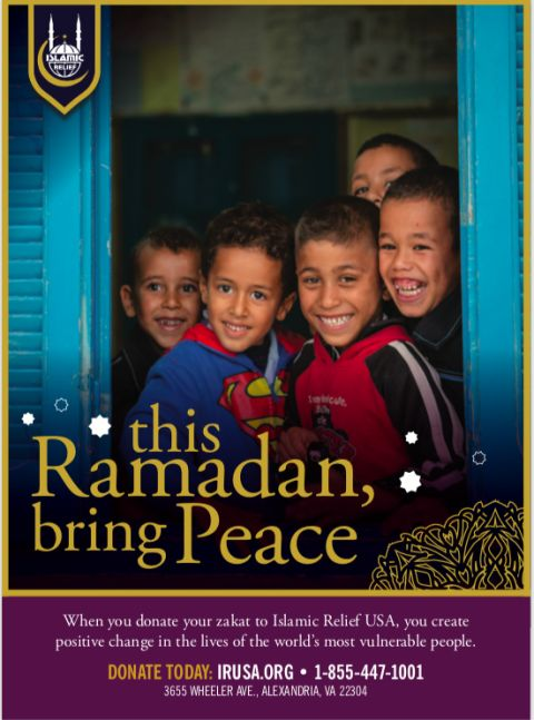This Ramadan, Islamic Relief Spreads Joy