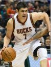Ersan Ilyasova joined from the Bucks.