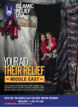 Your Aid, Their Relief