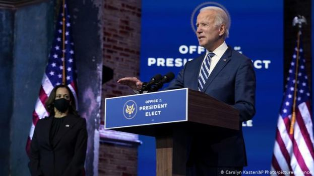 "President- Elect Joe Biden introduces "" American Rescue"" Package"