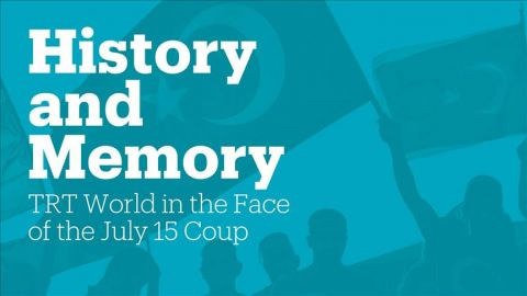 TRT World Publishes Exclusive Book on July 15 Coup Bid