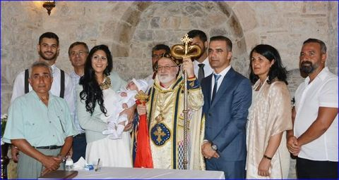 First Baptism in 150 Years At Turkish Church